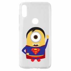 Чохол для Xiaomi Mi Play Minion Superman