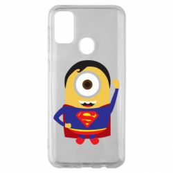 Чохол для Samsung M30s Minion Superman