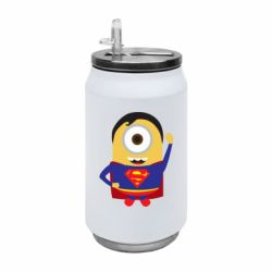 Термобанка 350ml Minion Superman