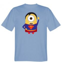 Футболка Minion Superman