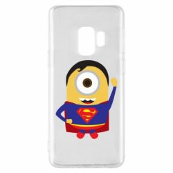 Чохол для Samsung S9 Minion Superman