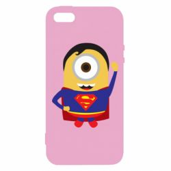 Чохол для iphone 5/5S/SE Minion Superman