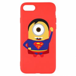 Чохол для iPhone 7 Minion Superman