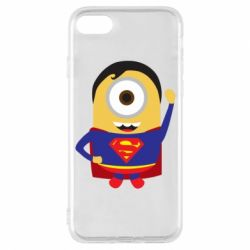 Чохол для iPhone 8 Minion Superman