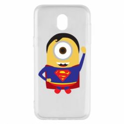 Чохол для Samsung J5 2017 Minion Superman