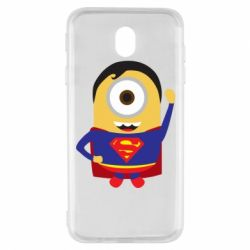 Чохол для Samsung J7 2017 Minion Superman