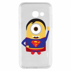 Чохол для Samsung A3 2017 Minion Superman
