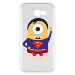Чохол для Samsung A7 2017 Minion Superman
