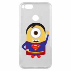 Чохол для Xiaomi Mi A1 Minion Superman