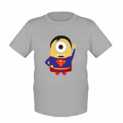 Дитяча футболка Minion Superman