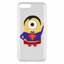 Чохол для Xiaomi Mi6 Minion Superman