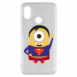Чохол для Xiaomi Mi8 Minion Superman