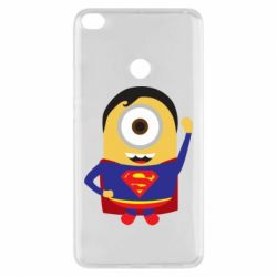 Чохол для Xiaomi Mi Max 2 Minion Superman