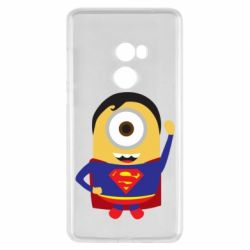 Чохол для Xiaomi Mi Mix 2 Minion Superman