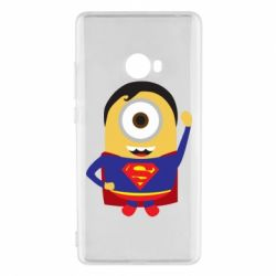 Чохол для Xiaomi Mi Note 2 Minion Superman