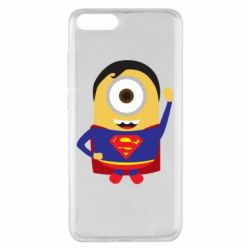 Чохол для Xiaomi Mi Note 3 Minion Superman
