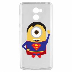 Чохол для Xiaomi Redmi 4 Minion Superman
