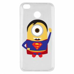 Чохол для Xiaomi Redmi 4x Minion Superman