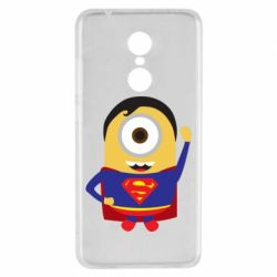 Чохол для Xiaomi Redmi 5 Minion Superman