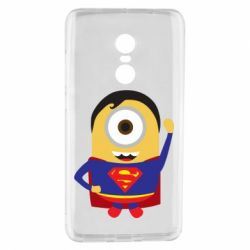 Чохол для Xiaomi Redmi Note 4 Minion Superman