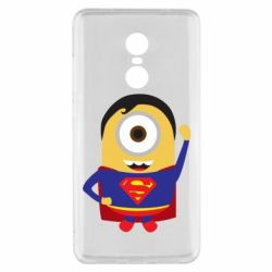 Чохол для Xiaomi Redmi Note 4x Minion Superman