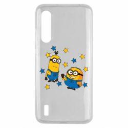Чохол для Xiaomi Mi9 Lite Minions and stars
