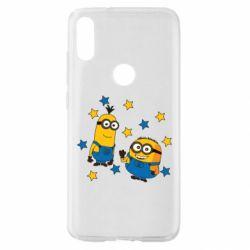Чохол для Xiaomi Mi Play Minions and stars