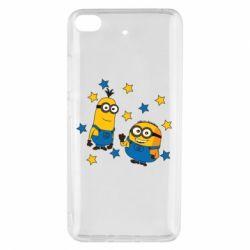 Чохол для Xiaomi Mi 5s Minions and stars