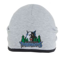 Шапка Minnesota Timberwolves - FatLine