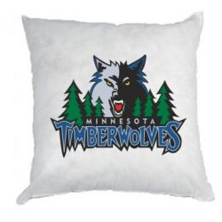 Подушка Minnesota Timberwolves - FatLine