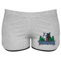 Женские шорты Minnesota Timberwolves - FatLine