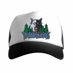 Кепка-тракер Minnesota Timberwolves - FatLine