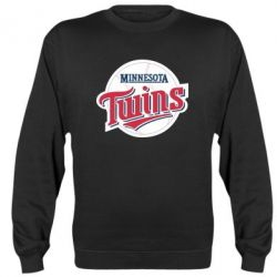Реглан (свитшот) Minnesota Twins - FatLine