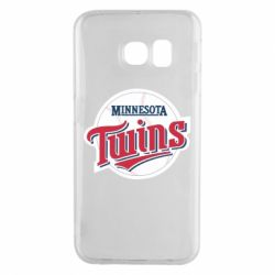 Чохол для Samsung S6 EDGE Minnesota Twins