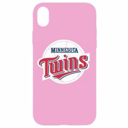 Чохол для iPhone XR Minnesota Twins