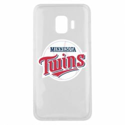 Чохол для Samsung J2 Core Minnesota Twins
