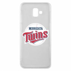 Чохол для Samsung J6 Plus 2018 Minnesota Twins