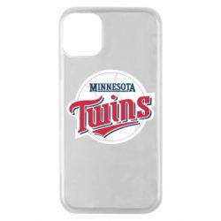 Чохол для iPhone 11 Pro Minnesota Twins