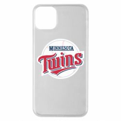 Чохол для iPhone 11 Pro Max Minnesota Twins