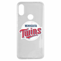 Чохол для Xiaomi Redmi Note 7 Minnesota Twins