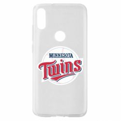 Чохол для Xiaomi Mi Play Minnesota Twins