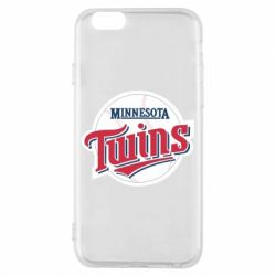 Чохол для iPhone 6/6S Minnesota Twins