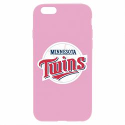 Чохол для iPhone 6 Plus/6S Plus Minnesota Twins