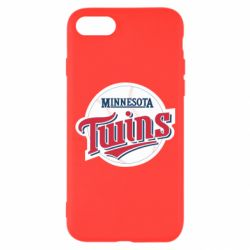 Чохол для iPhone 8 Minnesota Twins