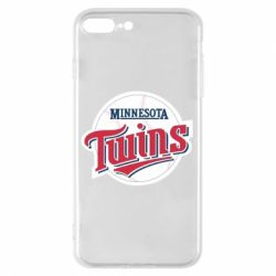 Чохол для iPhone 8 Plus Minnesota Twins