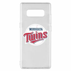 Чохол для Samsung Note 8 Minnesota Twins