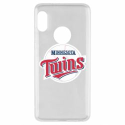 Чохол для Xiaomi Redmi Note 5 Minnesota Twins