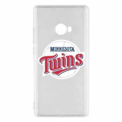 Чохол для Xiaomi Mi Note 2 Minnesota Twins