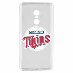 Чохол для Xiaomi Redmi Note 4 Minnesota Twins
