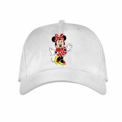 Детская кепка Минни Красавица